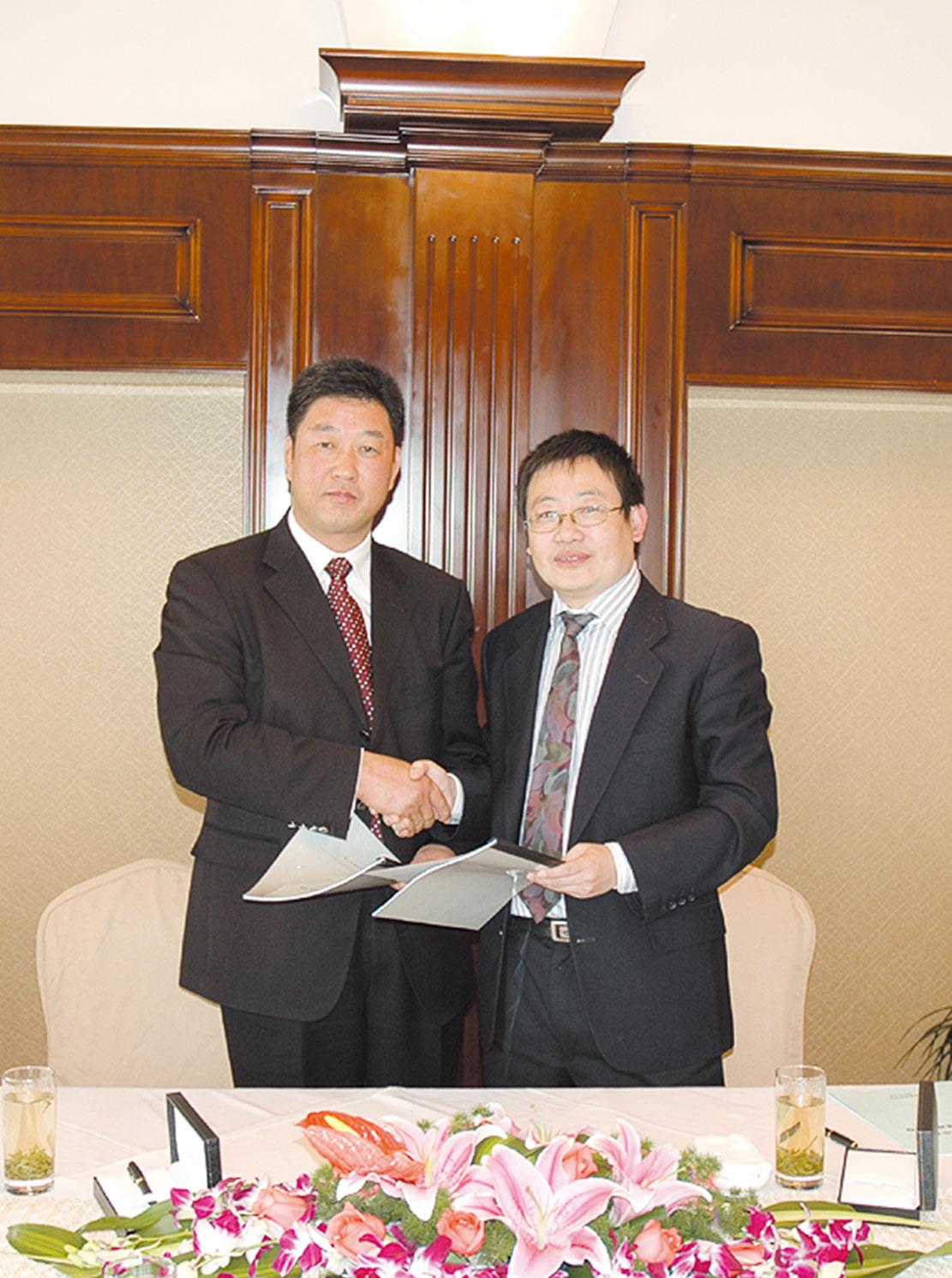 """2007年11月21日,富春控股集团与张小泉正式签订《增资扩股协议》, 标志着""""张小泉""""二次改制的成功。"""