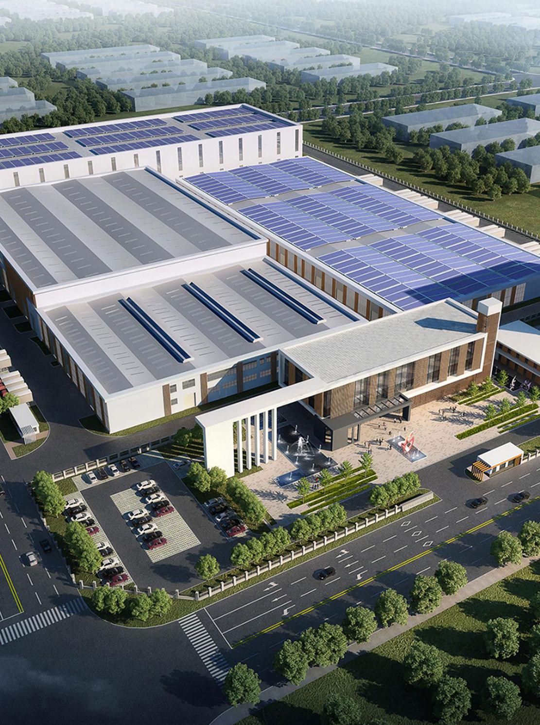 2018年,张小泉阳江刀剪智能制造中心项目落户阳江江城银铃科技产业园。项目用地面积8.6万平方米,总投资超过3.5亿元。项目投产后将实现年产超3000万件。